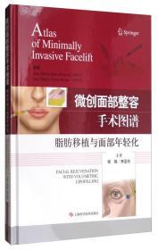 微创面部整容手术图谱:脂肪移植与面部年轻化