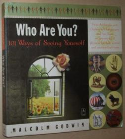 英文原版书 Who Are You?: 101 Ways of Seeing Yourself (Compass) 2000 by Malcolm Godwin