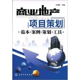 商业地产项目策划:范本.案例.策划.工具
