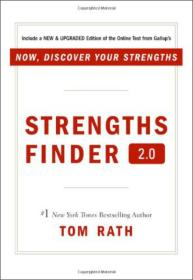 StrengthsFinder 2.0:A New and Upgraded Edition of the Online Test from Gallups Now, Discover Your Strengths