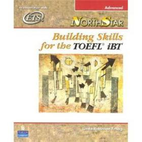 NorthStar: Advanced: Building Skills for the TOEFL IBT (Includes CD-ROM)