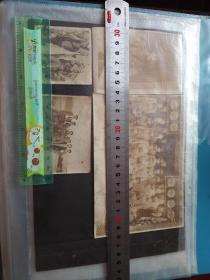 邯郸老照片,日寇占领邯郸时拍摄的老照片,共计11张,其中有一张是黄粱梦卢生殿的全景照。非常珍贵的历史文物,孔网首现!