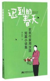 迟到的春天:农民作家周汝国短篇小说集