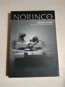 NORINCO WEAPON SYSTEMS 2012