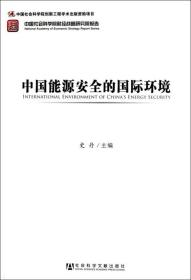 中国能源安全的国际环境