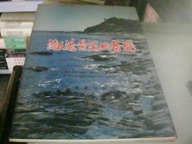 渤海黄海地势图