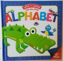 Lift-the-flap字母表(爱学习)   精装书  Alphabet (Love to Learn)  低幼纸板翻翻书