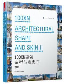 正版新书100XN建筑造型与表皮.Ⅱ.下册