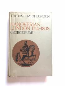 Hanoverian London 1714-1808 C