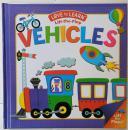 Lift-the-flap Vehicles (Love to Learn) Hardcover   车辆(爱学习) 精装书  低幼纸板翻翻书