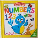 Lift-the-flap Numbers 123 (Love to Learn) Hardcover 数字123(爱学习) 精装书  低幼纸板翻翻书
