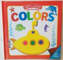 Lift-the-flap Colors (Love to Learn)  Lift-the-flap颜色  低幼纸板翻翻书