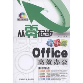 从零起步:新手学Office高效办公