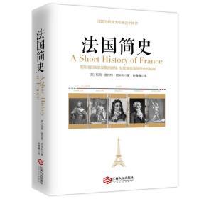 法国简史 美国历史学家写给大众的经典通俗入门史