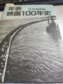 年表 映画 100年史