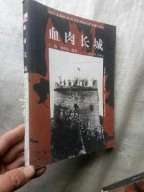血肉长城 纪念世界反法西斯战争中国人民抗日战争胜利60周年