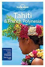 英文版 大溪地及法属波利尼西亚 Lonely Planet Tahiti & French Polynesia 2016最新版