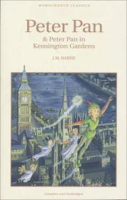 Peter Pan:& Peter Pan in Kensington Gardens