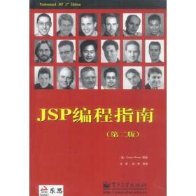 JSP编程指南(第二版)