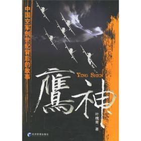 鹰神:中国空军创世纪背后的故事