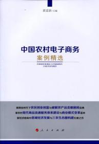 中国农村电子商务案例精选