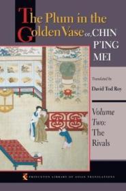 现货The Plum in the Golden Vase or, Chin Ping Mei, Volume Two