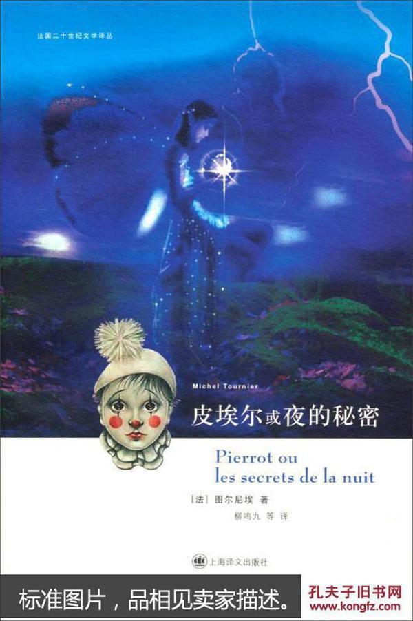 皮埃尔或夜的秘密