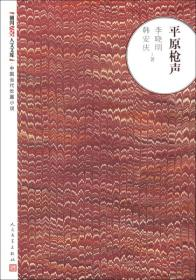 【90】朝内166人文文库·中国当代长篇小说:平原枪声