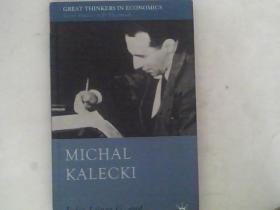 Michal Kalecki (Great Thinkers in Economics)[米哈尔·卡莱斯基]