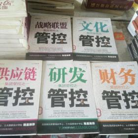 华彩咨询文库   (文化集团管控之管控)等(五本合售)
