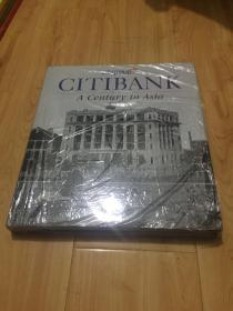 CITIBANK A Century in Asia(原版英文书《花旗银行亚洲百年》 精装铜版纸图文本)全新塑封