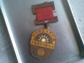 国民革命军第四军北伐胜利负伤奖章