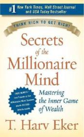 Secrets of the Millionaire Mind:Mastering the Inner Game of Wealth