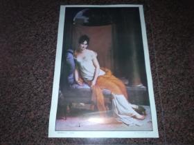 莱加米埃夫人1820年(法   热拉尔作品)油画画片