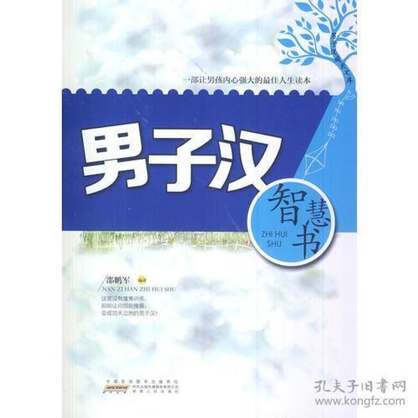 男子汉智慧书(男子汉成长文库)