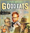 Good Eats (The Early Years / The Middle Years / The Later Years)好吃的(幼年/中年/晚年),书函三卷精装彩图本1260页13.5磅