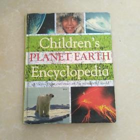 CHILDREN S PLANET EARTH ENCYCLOPEEDIA