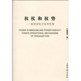 权杖和权势:组织的权力运作机制