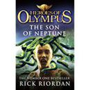 奥林匹亚的英雄:海王星的儿子(奥林匹斯系列的英雄)Heroes of Olympus: The Son of Neptune (Heroes Of Olympus Series)