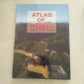 中华人民共和国地图集(英文版)