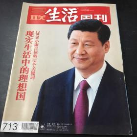 三联生活周刊 2012年第49期.