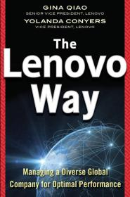 The Lenovo Way:Managing a Diverse  Global Company for  Optimal Performance