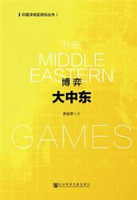 |印度洋地区研究丛书|博弈大中东