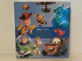 迪斯尼经典动画故事 Disney Pixar Storybook Collection (绘本/童书)英文原版书
