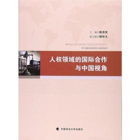 人权领域的国际合作与中国视角