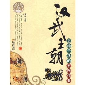 中国大历史系列·汉武王朝-惠泽千秋的宏图伟业
