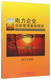 电力企业创新管理案例研究