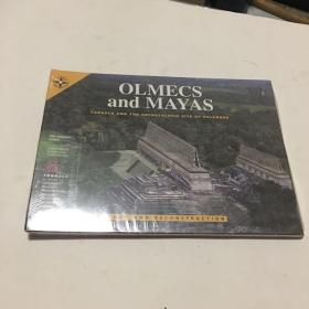 olmecs and mayas (tabasco and the archaeologic site of palenque )(奥尔梅克斯和马雅斯(塔巴斯科和帕伦克考古遗址))