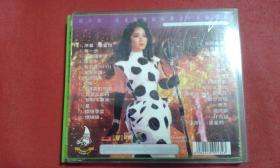 歌碟VCD唱片-徐小凤 金光灿烂演唱会89卡拉OK