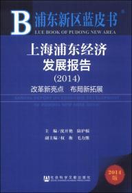 上海浦东经济发展报告(2014)